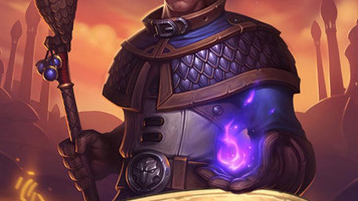 「ハースストーン」Blizzardショップで買い物すると「カドガー」のスキンがもらえるキャンペーン開催