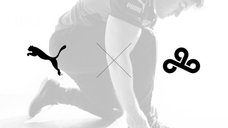 北米を拠点とするプロゲームチーム『Cloud9』がスポーツブランド『PUMA』と契約しLoLチームの選手にウェアやシューズの提供スポンサーを開始。