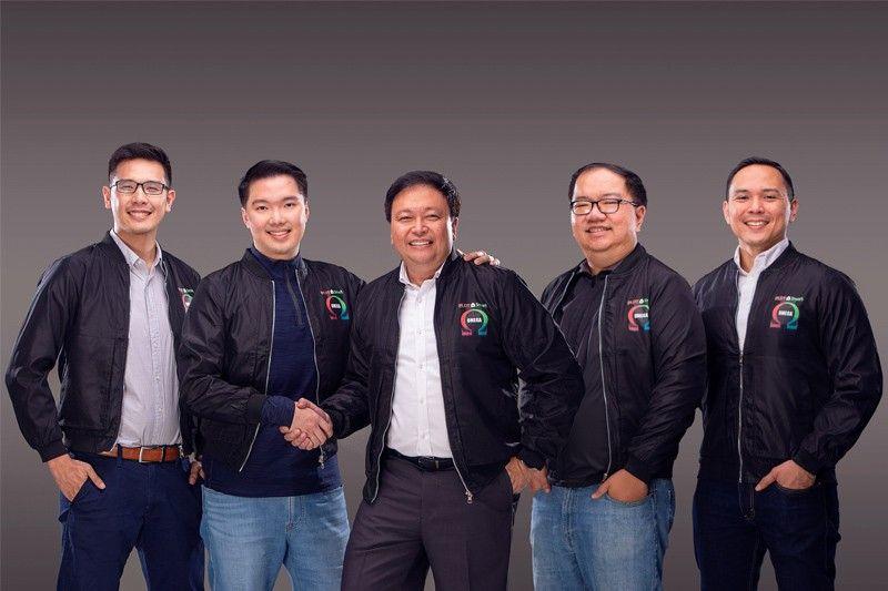 PLDTと同社のデジタル部門Smart Communicationsが共同創設