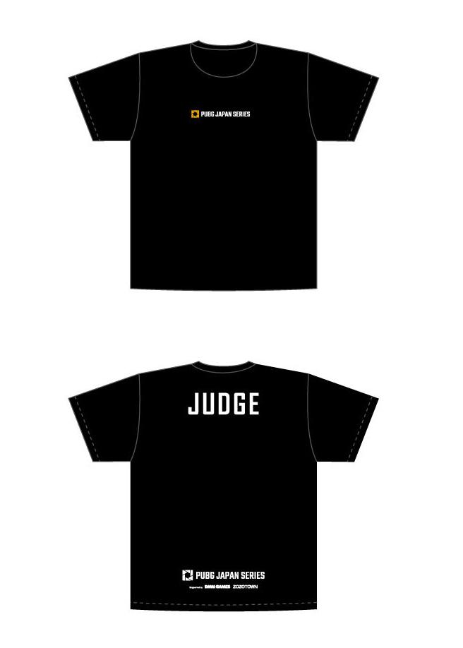 審判Tシャツ