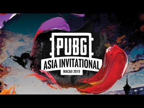 ムービー『PUBG Asia Invitational Macao 2019 ドキュメンタリー』
