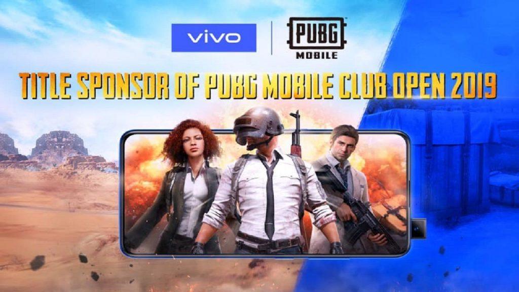 中国スマホメーカーVivoが「PUBG Mobile Club Open」のスポンサーに