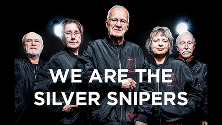 プレイヤー平均年齢67歳のプロチーム 【Silver Snipers】を知ってるか?