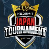 RAGE VALORANT JAPAN TOURNAMENT開催日8/1(土)・2(日)の詳細スケジュール発表!