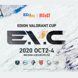 RIZeST主催「VALORANT」の招待制大会『EDION VALORANT CUP』 のを開催決定! 国内の強豪6チームが参戦!