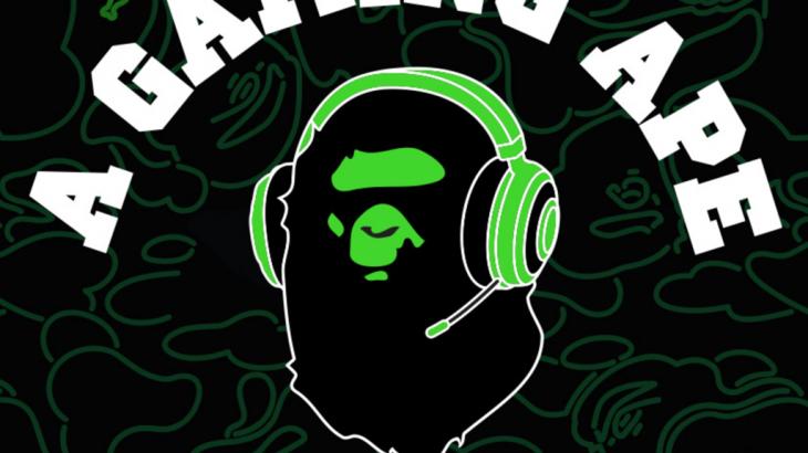 『Razer』と老舗のストリートブランド『A BATHING APE』のコラボグッズが2020年12月5日(土)より発売