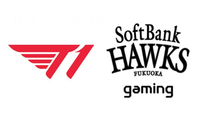 福岡ソフトバンクホークスがeスポーツチーム『T1』運営会社と戦略的提携